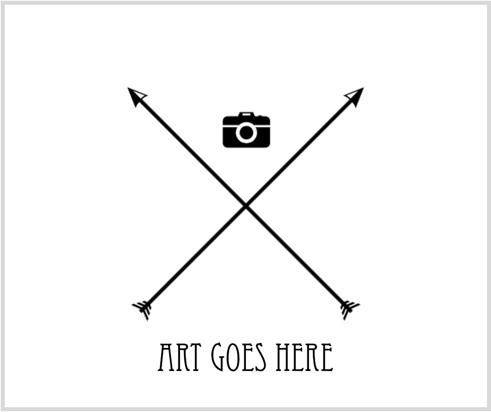 Art Goes Here Cover Art